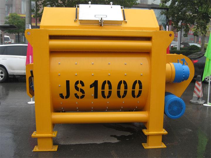 JS1000B型乐投下载搅拌机