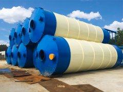 散装水泥仓、散装水泥罐、100吨水泥仓参数