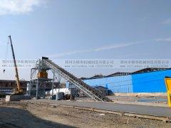 安徽芜湖120站施工现场